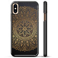 iPhone X / iPhone XS Protective Cover - Mandala