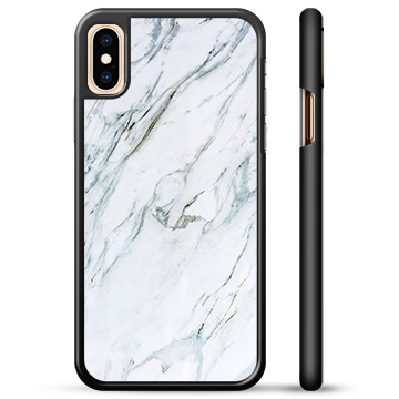 iPhone XS Max Protective Cover - Marble
