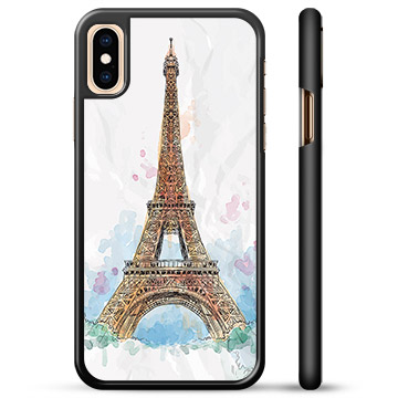 iPhone X / iPhone XS Protective Cover - Paris