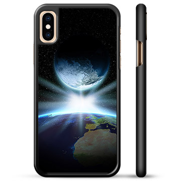 iPhone X / iPhone XS Protective Cover - Space