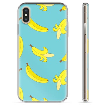 iPhone XS Max TPU Case - Bananas