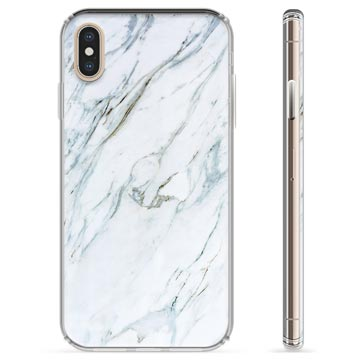 iPhone X / iPhone XS TPU Case - Marble