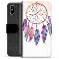 iPhone X / iPhone XS Premium Wallet Case - Dreamcatcher