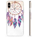 iPhone XS Max TPU Case - Dreamcatcher