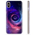 iPhone X / iPhone XS TPU Case - Galaxy