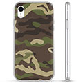 iPhone XR Hybrid Case - Camo