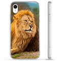 iPhone XR Hybrid Case - Lion