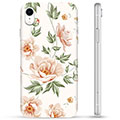 iPhone XR TPU Case - Floral