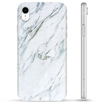 iPhone XR TPU Case - Marble