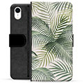 iPhone XR Premium Wallet Case - Tropic