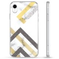 iPhone XR Hybrid Case - Abstract Marble
