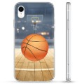 iPhone XR Hybrid Case - Basketball