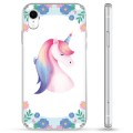 iPhone XR Hybrid Case - Unicorn