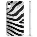 iPhone XR Hybrid Case - Zebra