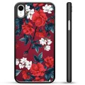 iPhone XR Protective Cover - Vintage Flowers