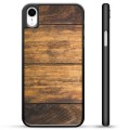 iPhone XR Protective Cover - Wood