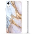 iPhone XR TPU Case - Elegant Marble