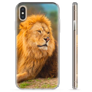 iPhone XS Max Hybrid Case - Lion