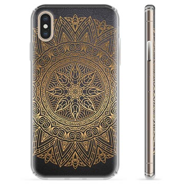 iPhone XS Max Hybrid Case - Mandala