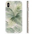 iPhone XS Max TPU Case - Tropic