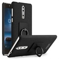 Nokia 8 Imak Ring Case with Screen Protector