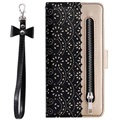 Lace Pattern Samsung Galaxy S20 Wallet Case with Stand Feature