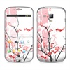 Samsung Galaxy S Duos S7562 Pink Tranquility Skin