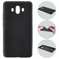 Huawei Mate 10 Flexible Silicone Case MTP-HM10SIL01 - Black