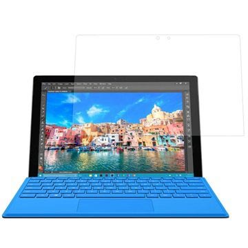 pretty nice dc32d dddd2 Microsoft Surface Pro 4 Tempered Glass Screen Protector