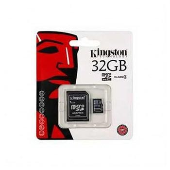 Kingston Micro SDHC Card TransFlash SDC4/32GB - 32GB