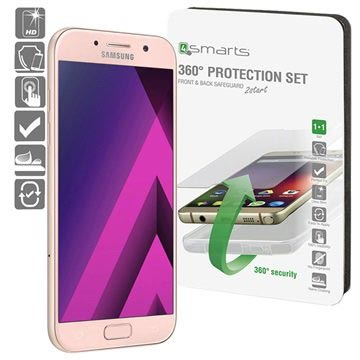 Samsung Galaxy A5 (2017) 4smarts 360 Protection Set - Transparent