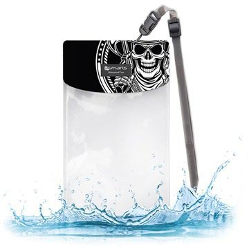 "4smarts Copacabana Waterproof Case - 6"" - Pirate"