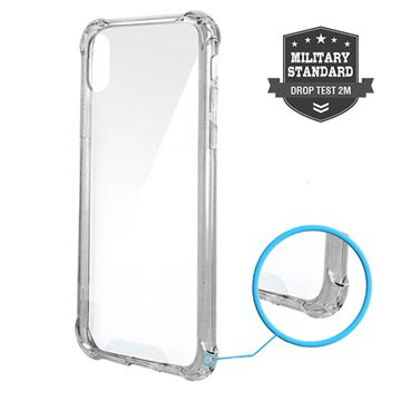 iPhone X / iPhone XS 4smarts Ibiza Case - Clear