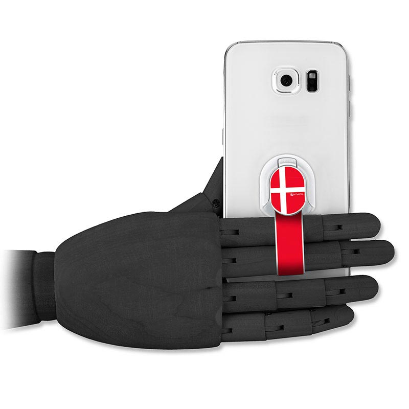 4smarts Loop-Guard Finger Grip Smartphone Holder - Denmark