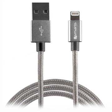 4smarts RapidCord Lightning Cable - iPhone, iPad, iPod - 2m