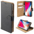 4smarts Urban Premium iPhone X / iPhone XS Wallet Case - Black