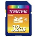 Transcend SDHC 32GB Class 10 Memory Card TS32GSDHC10