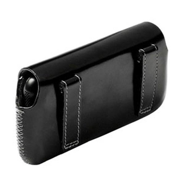 Krusell Hector Leather Case - iPhone 5, iPhone 5S, iPhone SE, Sony Xperia J, Motorola Razr I - Black