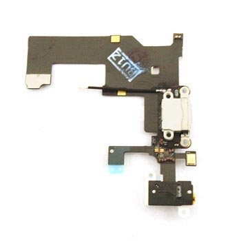 iPhone 5 Audio Jack Flex cable - Hvid