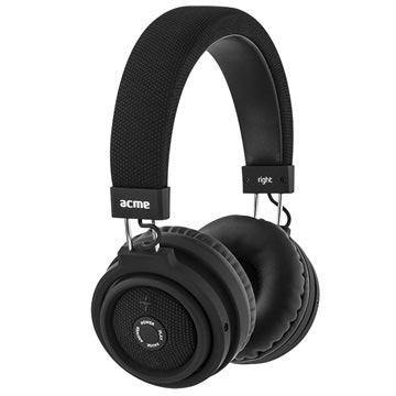ACME BH60 Bluetooth Stereo Headset - Black
