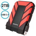 Adata HD710 Pro Waterproof External Hard Drive - 2TB