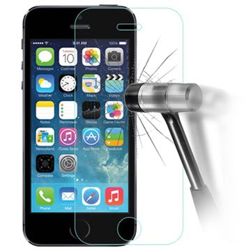 iPhone 5 / 5S / SE Amorus Tempered Glass Screen Protector