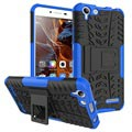 Lenovo Vibe K5, Vibe K5 Plus Anti-Slip Hybrid Case - Black / Blue
