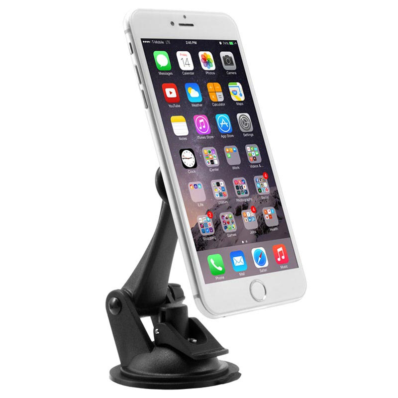 Arkon IBMAG179 Magnetic Car Holder with Suction Mount