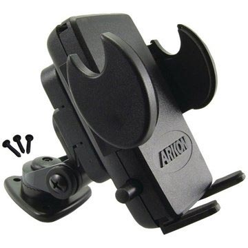 Arkon SM428 Mega Grip Multi Angle Car Holder - Adhesive Dash / Console Mount