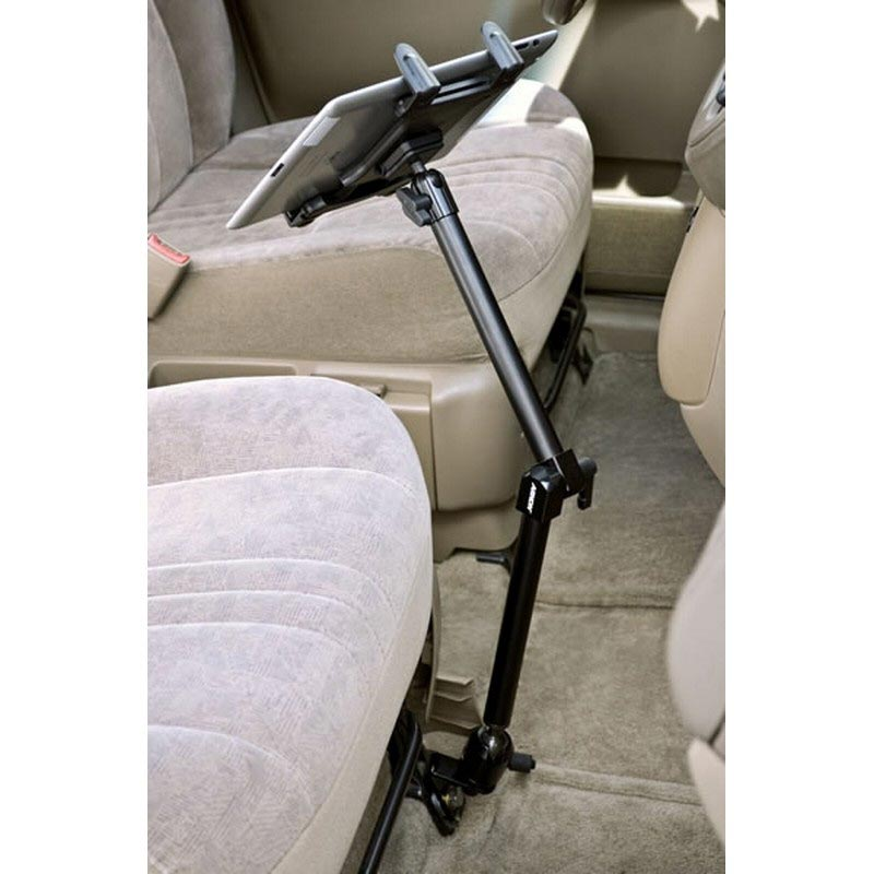 Arkon TAB801 Heavy-Duty Tablet Car Holder - Seat Rail / Floor Mount