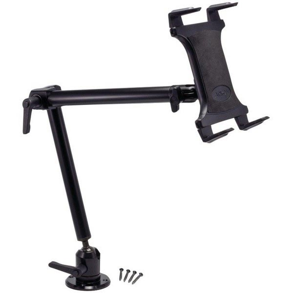 Arkon TAB803 Heavy-Duty Universal Tablet Stand 4-Hole Drill Base Mount
