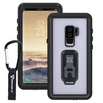 Samsung Galaxy S9+ Armor-X MX-S9P-BK Waterproof Case - Black