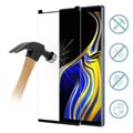 Belkin TemperedCurve Samsung Galaxy Note9 Screen Protector - Black