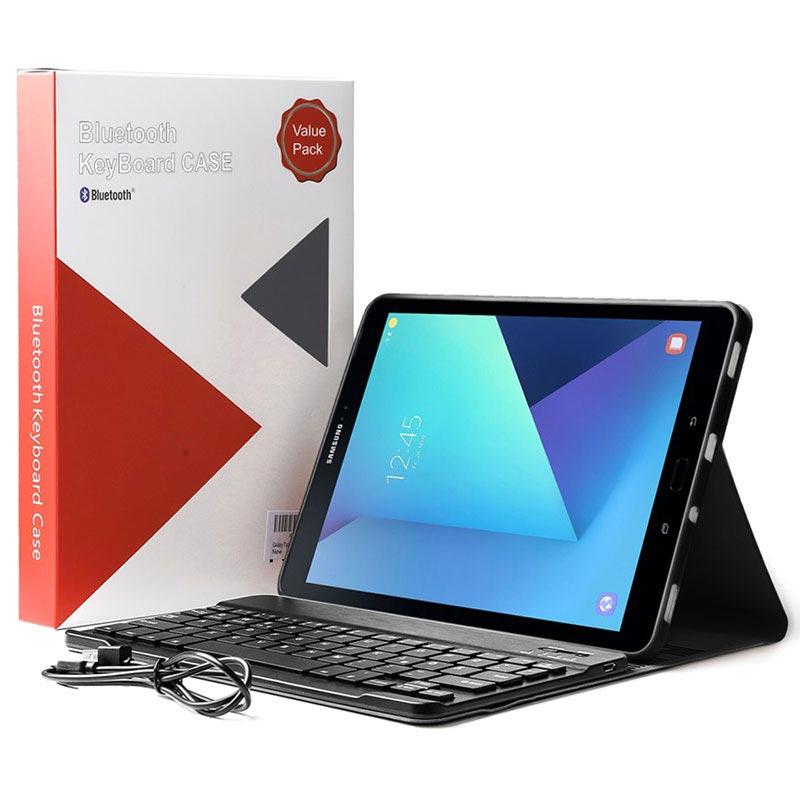 73e72423ada Samsung Galaxy Tab S3 9.7 Bluetooth Keyboard Case